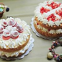 堪称完美的6寸戚风蛋糕的做法图解8