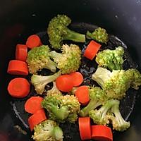 黑胡椒时蔬鸡翅的做法图解6