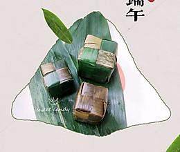 #舌尖上的端午#杂粮魔方粽子的做法
