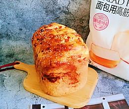 #爱好组-高筋#面包机版咸吐司的做法