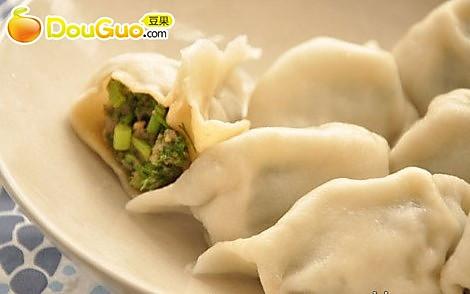 猪肉茴香饺的做法