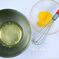 6寸基本戚风蛋糕( 黄油曲奇)的作法流程详解2