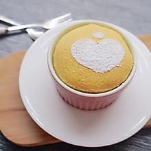 香草舒芙蕾-珍惜那短暂时光的特别享受——#长帝烘焙节华东赛区