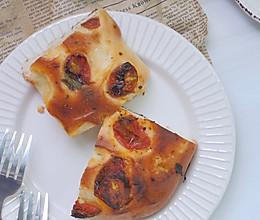 #豆果10周年生日快乐#超高颜值超好吃的佛卡夏的做法