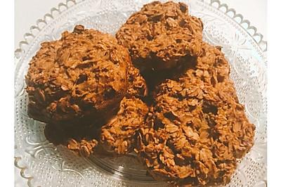 燕麦减肥代餐饼干
