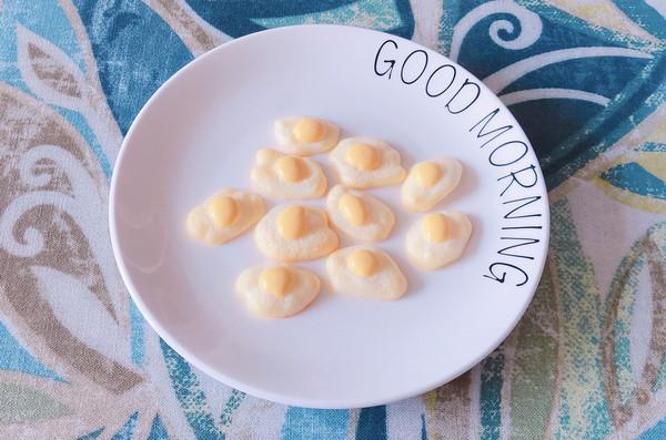 荷包蛋溶豆