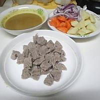 咖喱牛肉的做法图解3