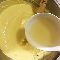 芒果冻芝士蛋糕#豆果5周年庆#的做法图解12