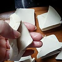 豆腐塞肉#我要上首页清爽家常菜#的做法图解3