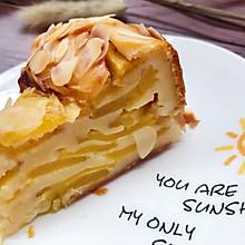 杏仁芒果千层蛋糕-换个花样吃芒果