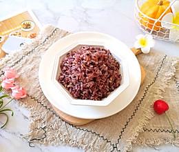 脱糖糙米饭的做法