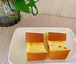 #换着花样吃早餐#古早味蛋糕的做法
