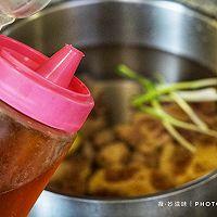 秋燥,喝一碗萝卜牛尾汤润一润!的做法图解6