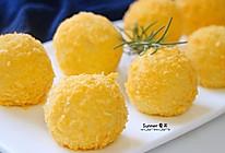 烤箱无油版-芝士土豆球的做法