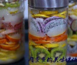 水果酵素-各种水果大杂烩的做法