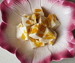牛奶芒果布丁的做法