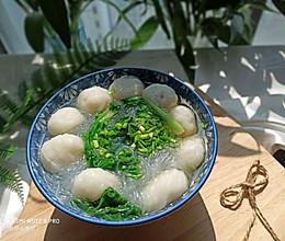 鱼丸粉丝汤的做法