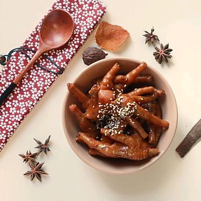 中华料理 卤鸡爪