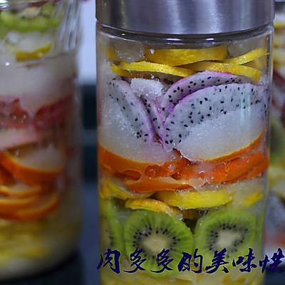 水果酵素-各种水果大杂烩