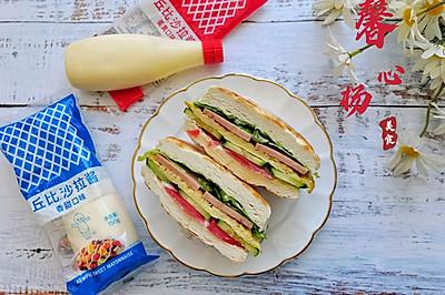 这样的三明治你绝对没有吃过!