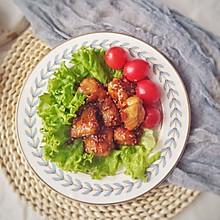 秘制煎鸡腿肉#花10分钟,做一道菜!#