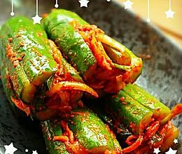 「韩式」黄瓜泡菜的做法