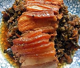 年夜饭#梅菜扣肉#贵州版的做法