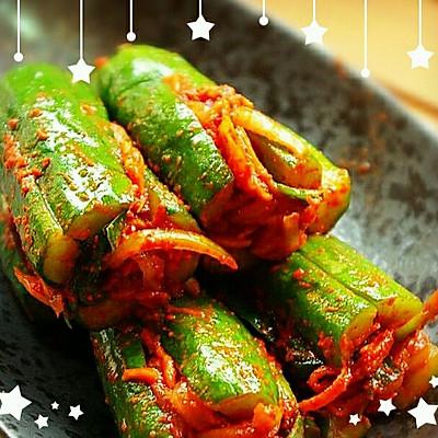 「韩式」黄瓜泡菜