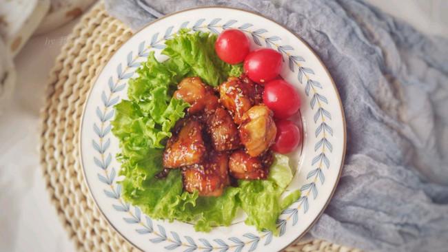 秘制煎鸡腿肉#花10分钟,做一道菜!#的做法
