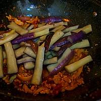 肉沫酱炒茄子的做法图解13