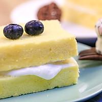 酸奶夹心绵绵糕 宝宝辅食食谱的做法图解15