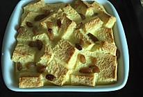 焗布丁面包的做法