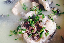 清炖黑鱼汤的做法
