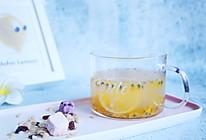 #夏日消暑,非它莫属#【百香果蜂蜜柠檬茶】 酸甜可口的做法