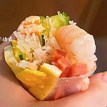 零厨艺就能做:越南春卷