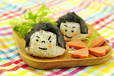 金太郎饭团