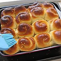 蜂蜜小面包的做法图解16
