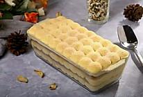 可可豆乳蛋糕的做法