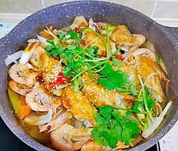 三汁焖锅,只需一碗可以pk黄记煌的灵魂酱汁!的做法