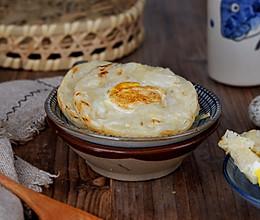 抱蛋白菜饼#春季食材大比拼#的做法