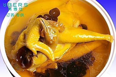 【博仕吃鸡法】黑豆牛蒡土鸡汤