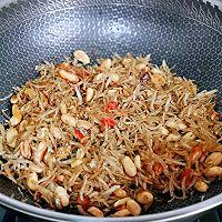 #父亲节,给老爸做道菜#银鱼干炒花生的做法图解11