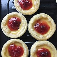 双莓蛋挞#有颜值的实力派#的做法图解9