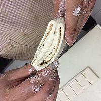 椒盐花卷【Mosquito 私家小厨】的做法图解7