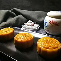 """广式莲蓉&豆沙蛋黄月饼#享""""美""""味#的做法图解20"""