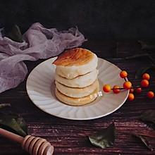 酸奶舒芙蕾松饼