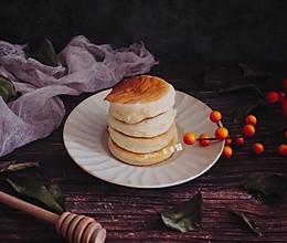 酸奶舒芙蕾松饼的做法