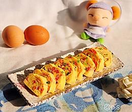 番茄厚蛋烧的做法