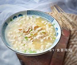 豌豆肥肠汤(老成都肥肠豆汤)的做法