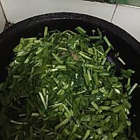 韭菜炒鸡蛋的做法图解5
